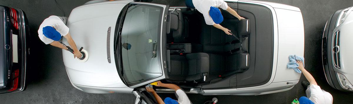 Smart repair Fahrzeugpflege Gera
